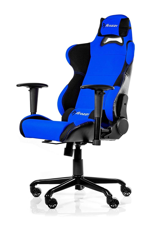 Arozzi Torretta Gaming Stuhl Blau